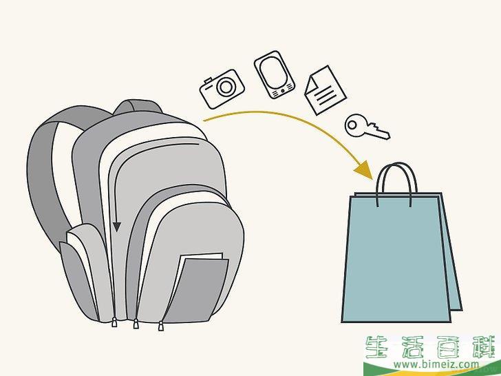 如何清洗背包