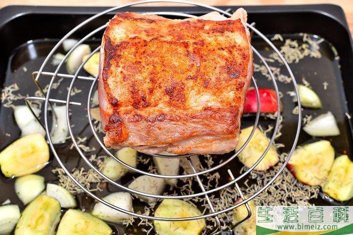 如何烹制烤猪肉