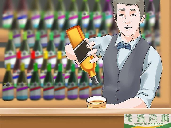 如何获得一份调酒师的工作