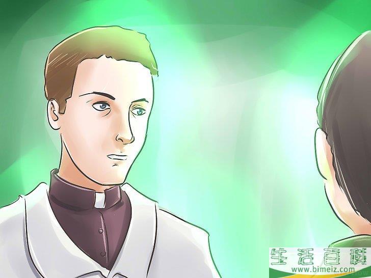如何成为一名牧师