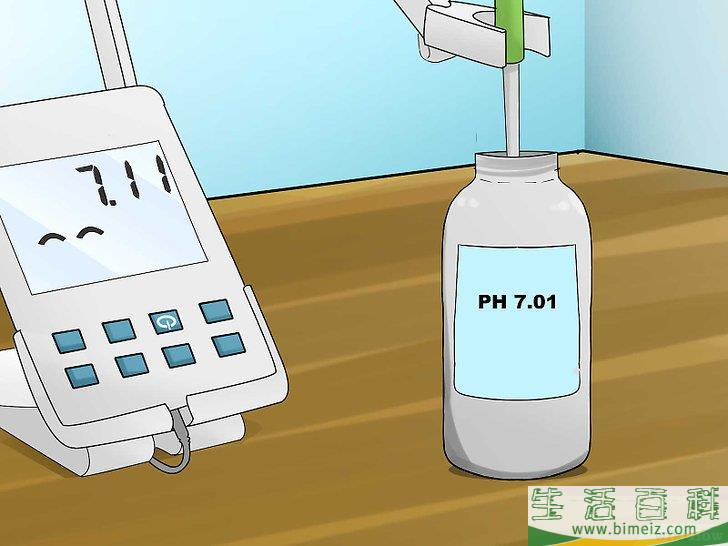 怎么标定和使用pH计