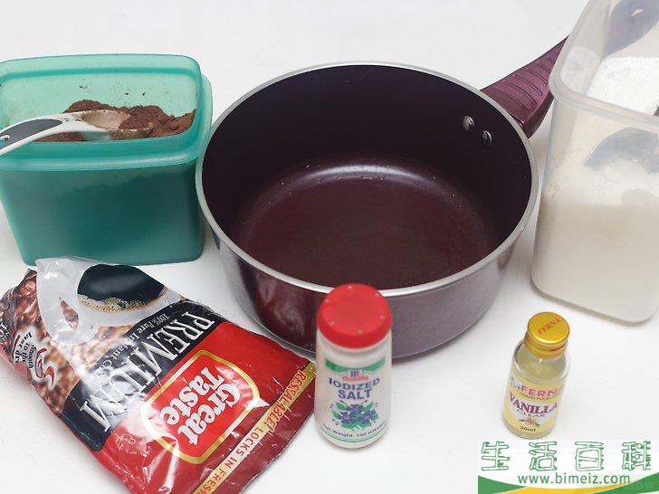 怎么制作家庭版热巧克力