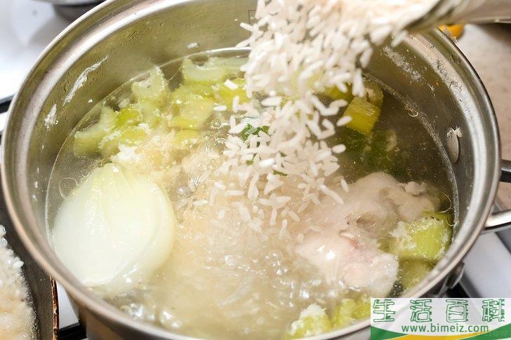 怎么制作一顿美味的鸡肉米饭