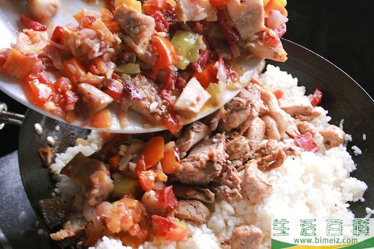 怎么做正宗西班牙混合肉菜饭