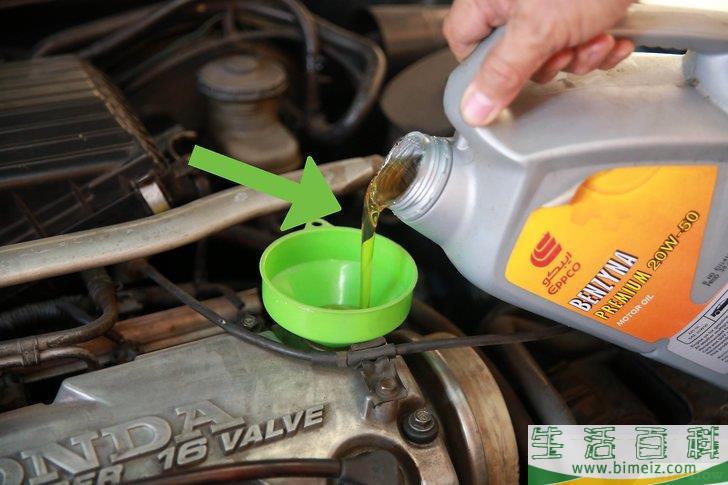 怎么检查机油