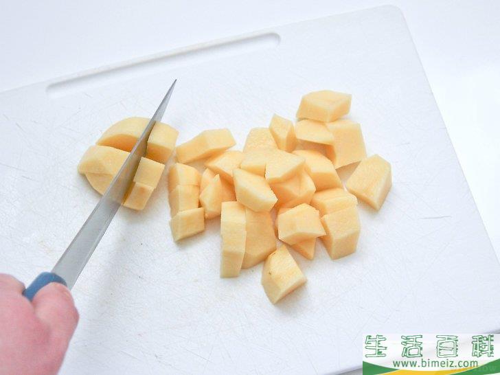 怎么做土豆汤