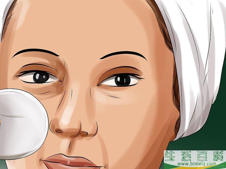 怎么在脸上使用金缕梅
