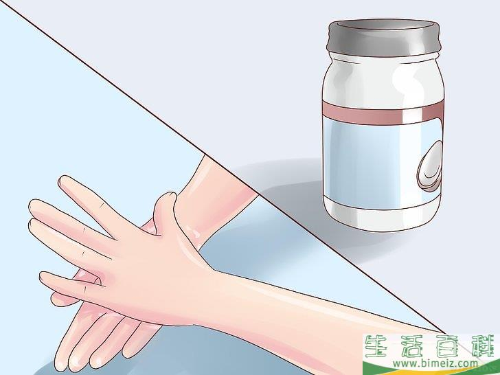 怎么护理干燥的双手