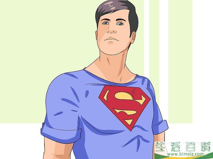 怎么制作一套超级英雄服