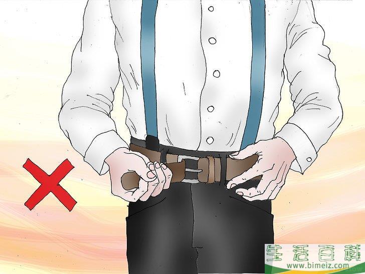怎么使用背带