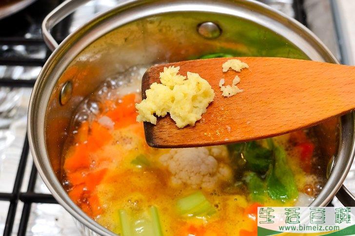 怎么做胡萝卜汤