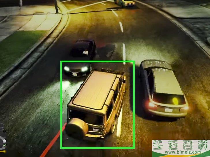 怎么在《侠盗猎车手5》中抢劫自动取款机