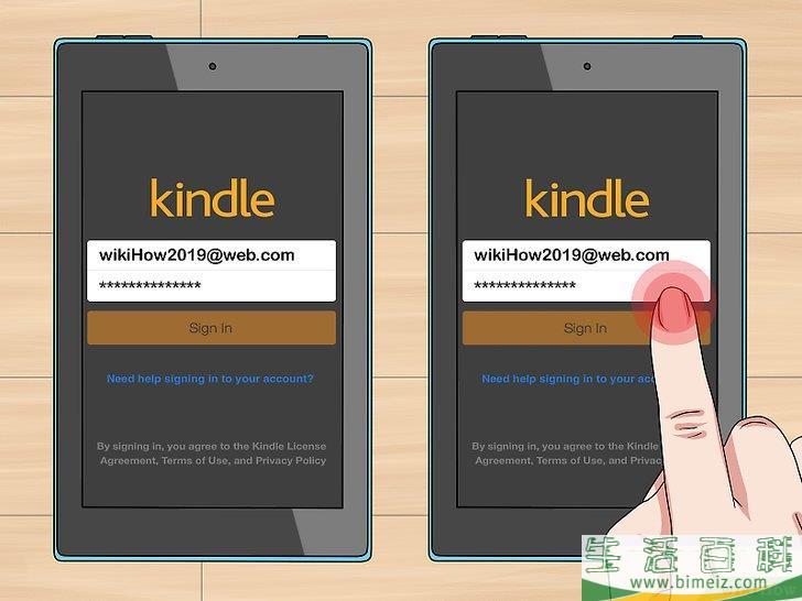 怎么将电子书转移到另一台Kindle