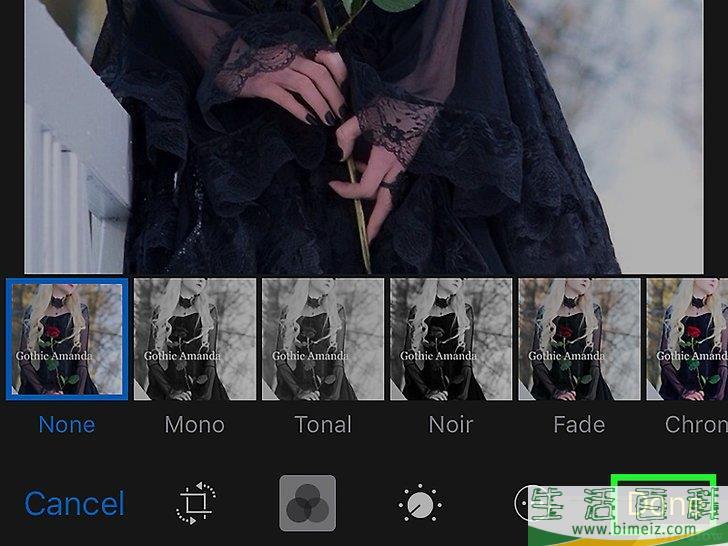 怎么在iPhone上给照片添加文本